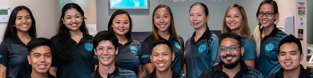 Our Team | NEWGEN GUAM | Physical Therapy | Wellness | Sports Performance