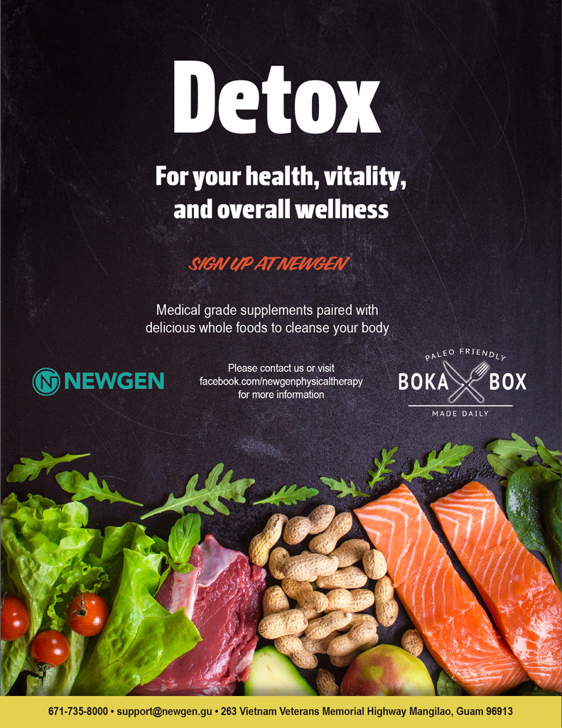 Detox 1 | NewGen Physical Therapy Guam