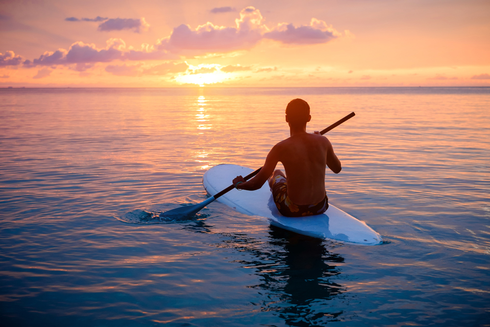 Kayaking | NewGen Physical Therapy Guam