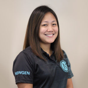 Ashley Chua | NEWGEN GUAM | Physical Therapy | Wellness | Sports Performance