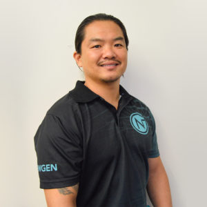 Dr. Keith Chan | NEWGEN GUAM | Physical Therapy | Wellness | Sports Performance